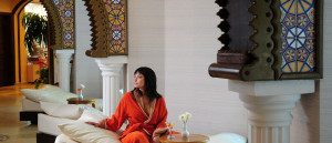 wellness serenity spa Fethiye Turkey rest room