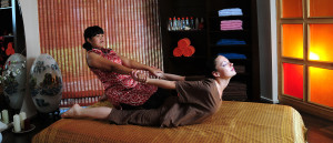 wellness serenity spa Fethiye Turkey Thai Massage