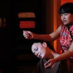 Serenity Spa Bali neck massage