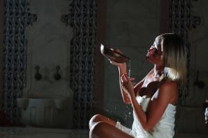Turkish Bath in Fethiye