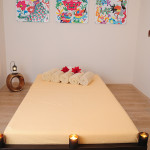 Serenity Spa massage room