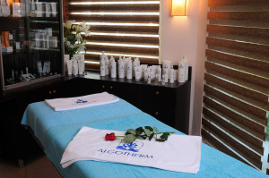 Beauty Center in Club Hotel Letoonia
