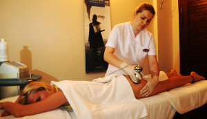 Serenity Spa celluloit removing