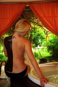 Serenity Spa skin care services