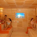 Serenity Spa Sauna