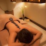 Bali hot stone therapy